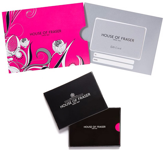 house-of-fraser-gift-cards