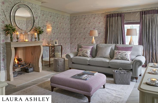 15 off laura ashley discount codes vouchers 2018 new. Black Bedroom Furniture Sets. Home Design Ideas