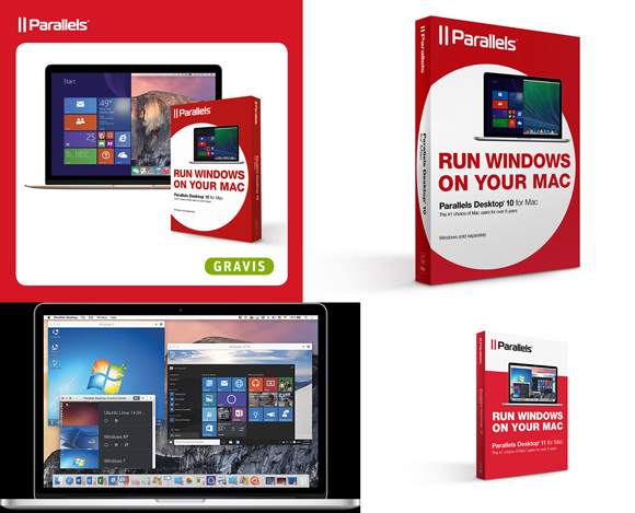Parallels products